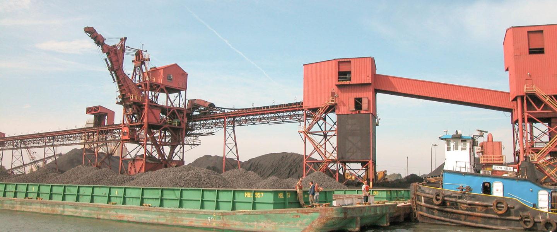 Industry on Lake Calumet