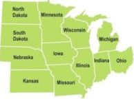 united-states-map-blank-us-maps-of-ern-midwest-with-cities ...